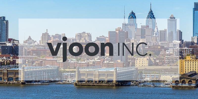 vjoon Inc. Logo