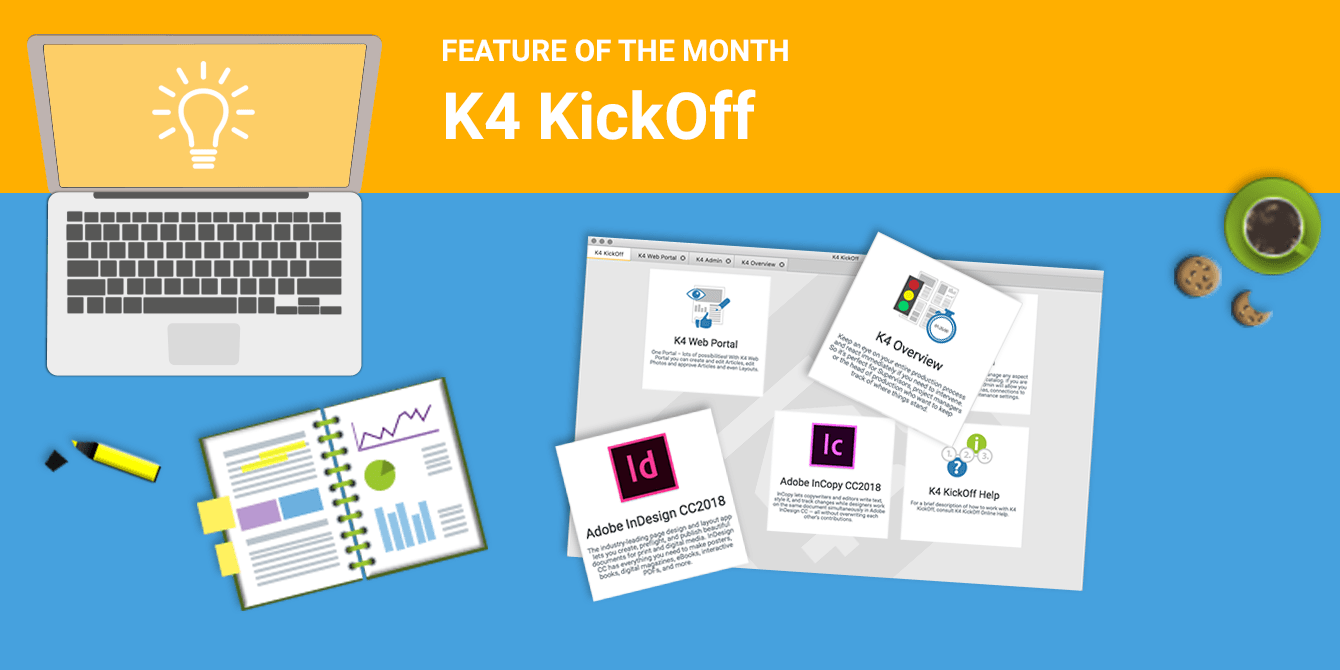 Blog K4 KickOff Feature of the month