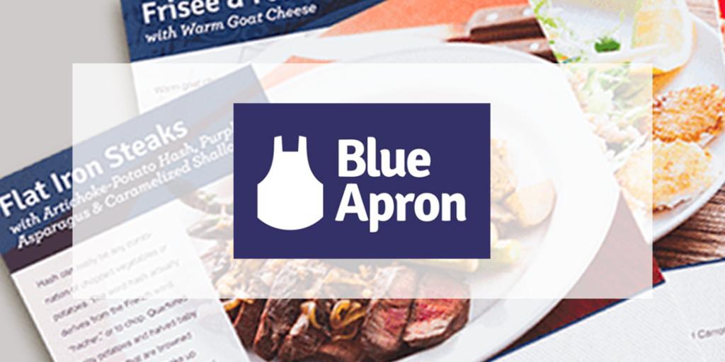 Blue Apron customer image