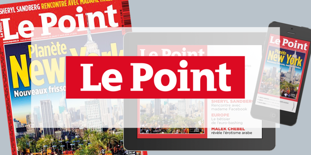Le Point customer image
