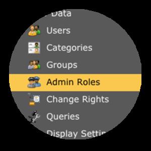 K4 Admin Roles