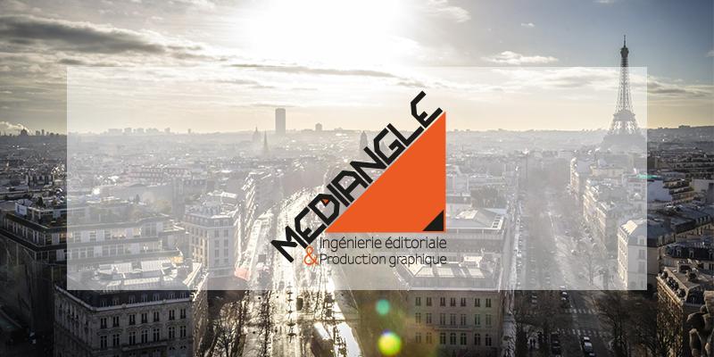 mediangle Logo