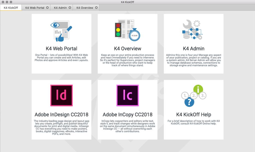 Blog Version 8 K4 KickOff